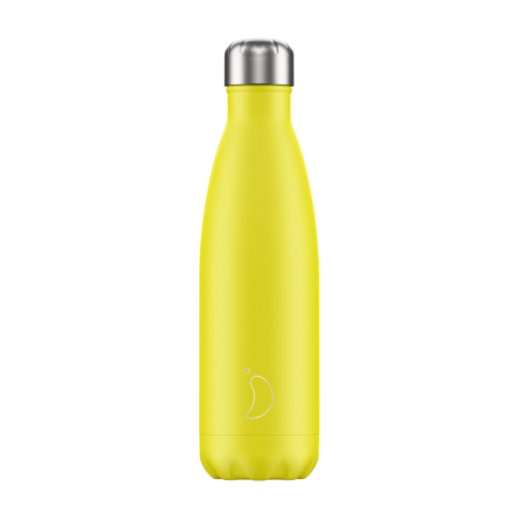 Chilly's Neon Yellow (500ml)