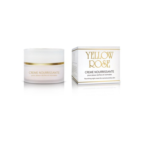 Yellow Rose Creme Nourrissante