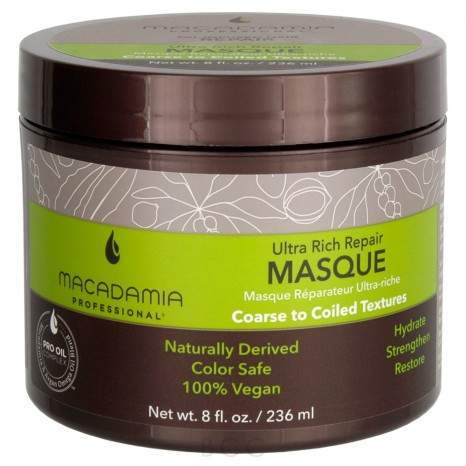 Macadamia Professional Ultra Rich Repair Masque (236ml)
