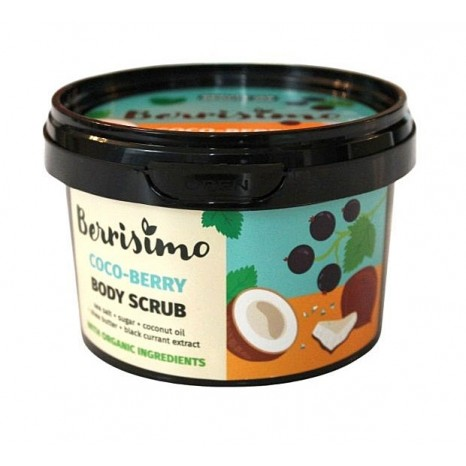 Beauty Jar Berrisimo - COCO BERRY Body Scrub (350gr)