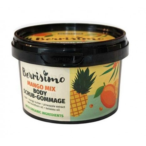 Beauty Jar Berrisimo - MANGO MIX Body Scrub-Gommage (280gr)