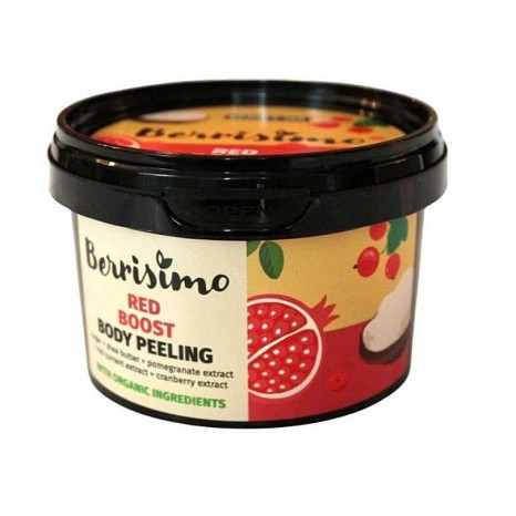 Beauty Jar Berrisimo - RED BOOST Body Polish Scrub (300gr)