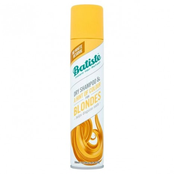 Batiste Dry Shampoo Brilliant Blonde (200ml)