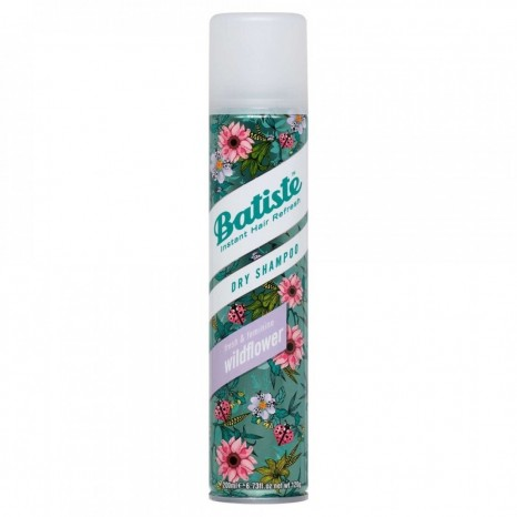 Batiste Wildflower Dry Shampoo (200ml)