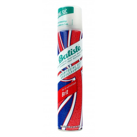 Batiste Proud & True Brit Dry Shampoo (200ml)