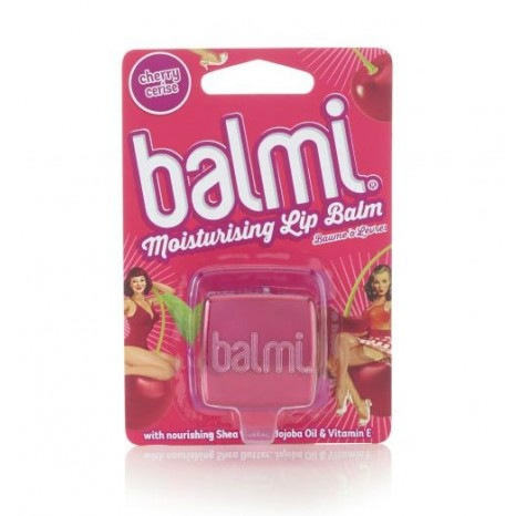 Balmi Cube Lip Balm - Metallic Cherry (7gr)