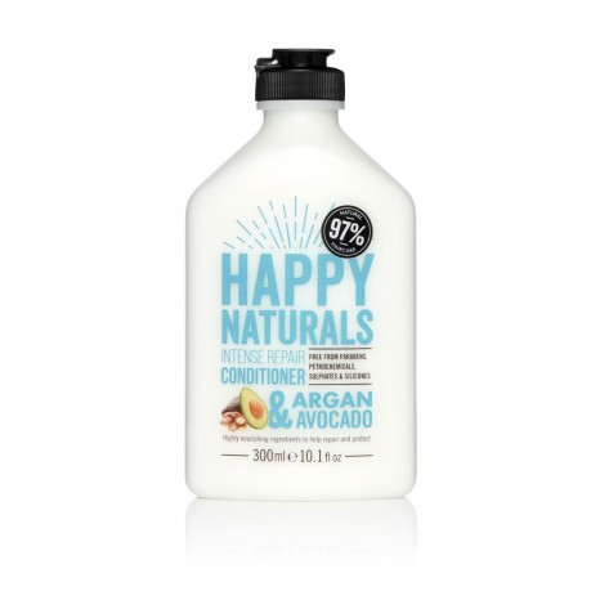 Happy Naturals Argan & Avocado Intense Repair Conditioner (300ml)