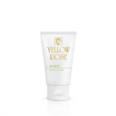 Yellow Rose Aloe Vera Gel (125ml)