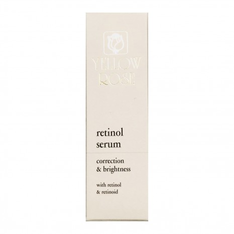 Yellow Rose Retinol Serum Correction & Brightness (20ml)