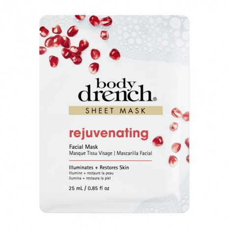 Body Drench Rejuvenating Sheet Mask (25ml)