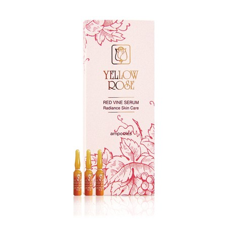 Yellow Rose Red Vine Serum (12x3ml)
