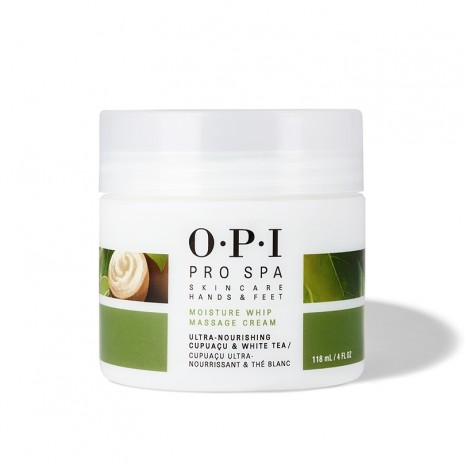 OPI Pro Spa - Moisture Whip Massage Cream (118ml)