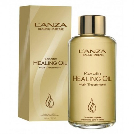 L'ANZA Keratin Healing Oil Intensive Hair Treatment (100ml)