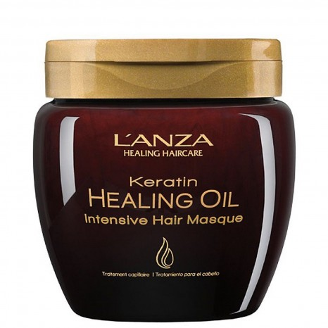 L'ANZA Keratin Healing Oil Intensive Hair Masque (210ml)