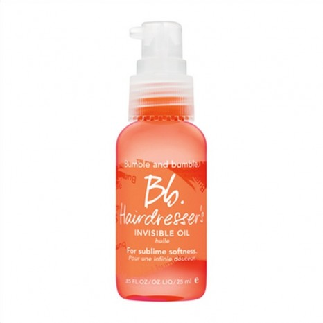 Bumble & bumble - Hairdresser's Invisible Oil - Huile (25ml)