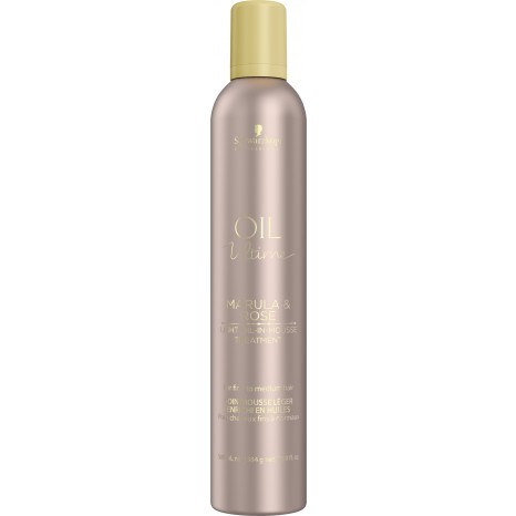 Schwarzkopf Professional Oil Ultime Marula & Rose Light-Oil-In-Mousse (200ml)