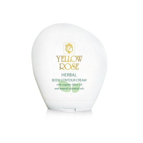 Yellow Rose Herbal Body Contour Cream (250ml)