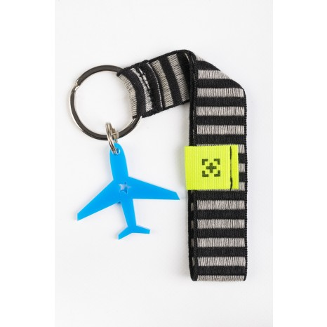 Add Style - Lanyard Fly High - Greek Blue