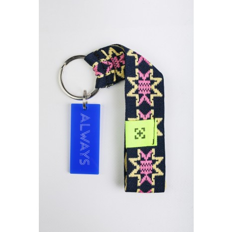 Add Style - Lanyard Always Star - Blue