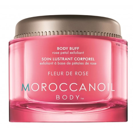 Moroccanoil Body - Body Buff Fleur de Rose (180ml)
