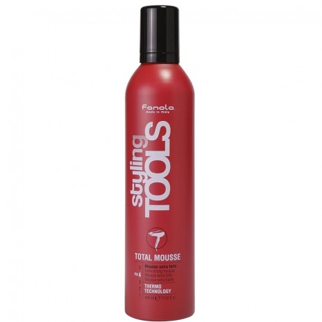 Fanola Styling Tools - Total Mousse (400ml)
