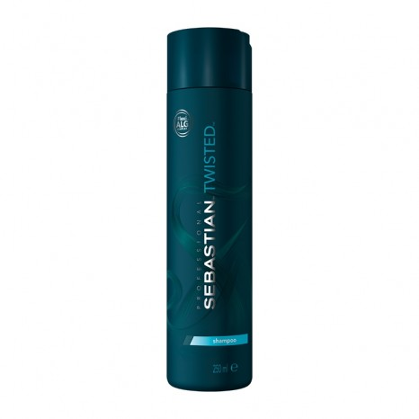 Sebastian Professional Twisted Shampoo (250ml)