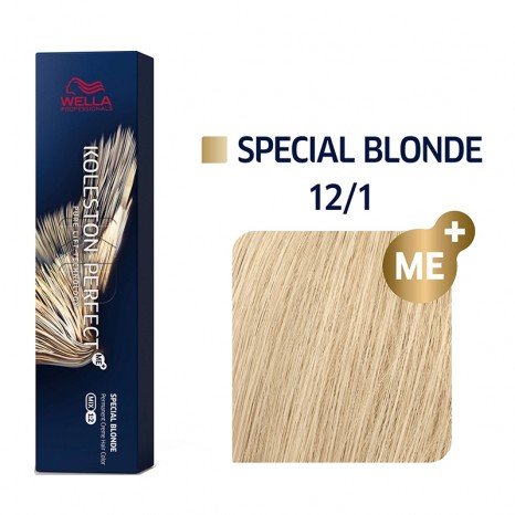 Wella Professionals Koleston Perfect Me+ Special Blonde 12/1 - Special Blonde Σαντρέ (60ml)