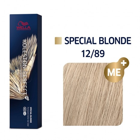 Wella Professionals Koleston Perfect Me+ Special Blonde 12/89 - Special Blonde Περλέ (60ml)