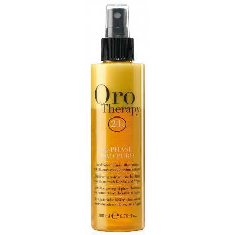 Fanola Oro Therapy - Oro Puro 2-Phase Conditioner (200ml)