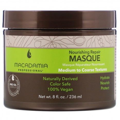 Macadamia Professional Nourishing Repair Masque (236ml)