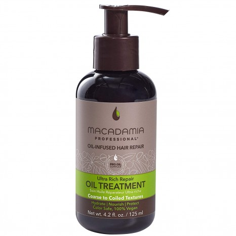 Macadamia Professional Ultra Rich Repair Oil Treatment (125ml)