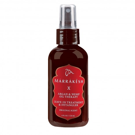 Marrakesh X Leave-In Treatment & Detangler (118ml)