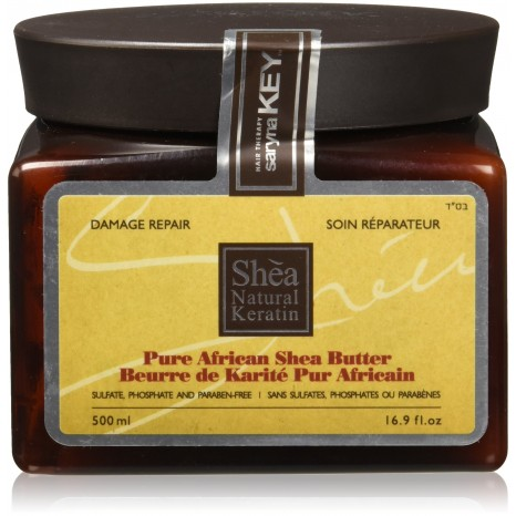 saryna KEY Pure African Shea Butter Damage Repair (500ml)