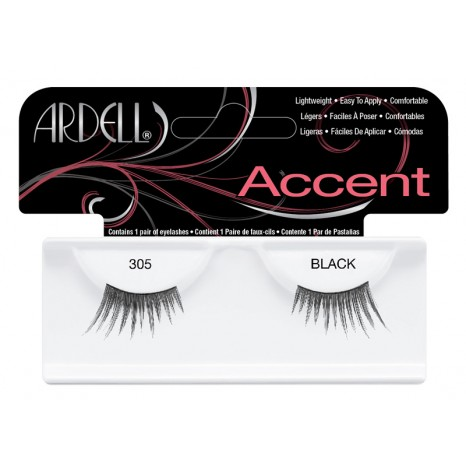 Ardell Βλεφαρίδες Accent 305