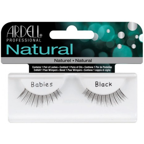Ardell Natural Babies Black