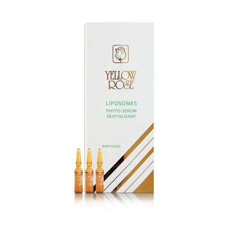 Yellow Rose Liposomes Phyto-Serum Revitalisant (12x3ml)
