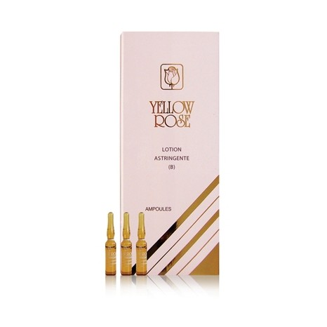 Yellow Rose Lotion Astringente (B) Face (12x3ml)