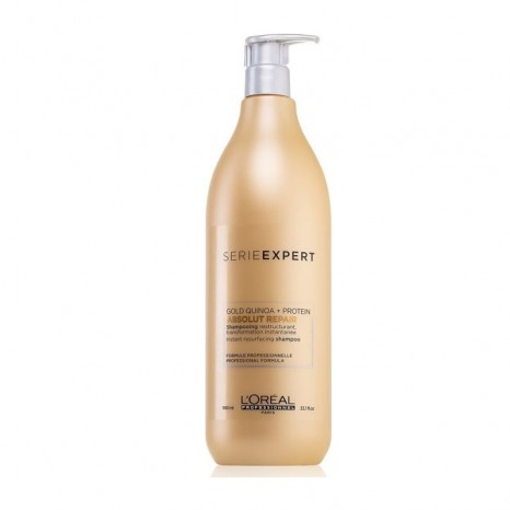L'Oréal Professionnel Absolut Repair Instant Resurfacing Shampoo (980ml)