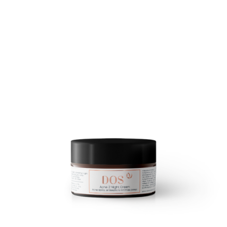 DOS Cosmetics - ACNE 2 Night Treatment (50ml)