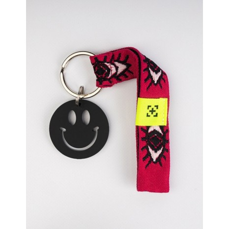 Add Style - Lanyard Happy - Matte Black
