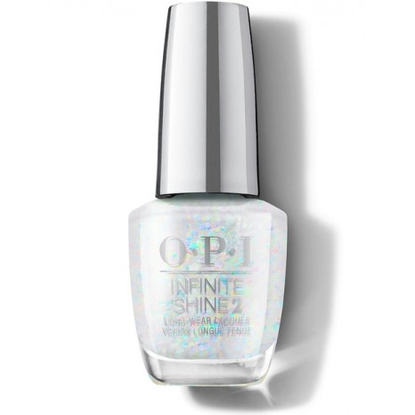 OPI Infinite Shine - All A'twitter in Glitter (15ml)