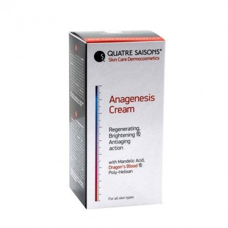 QS Skin Care Dermocosmetics - Anagenesis Cream (50ml)