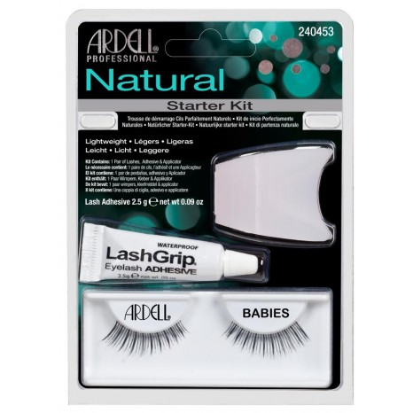 Ardell Natural Lash Starter Kit Babies