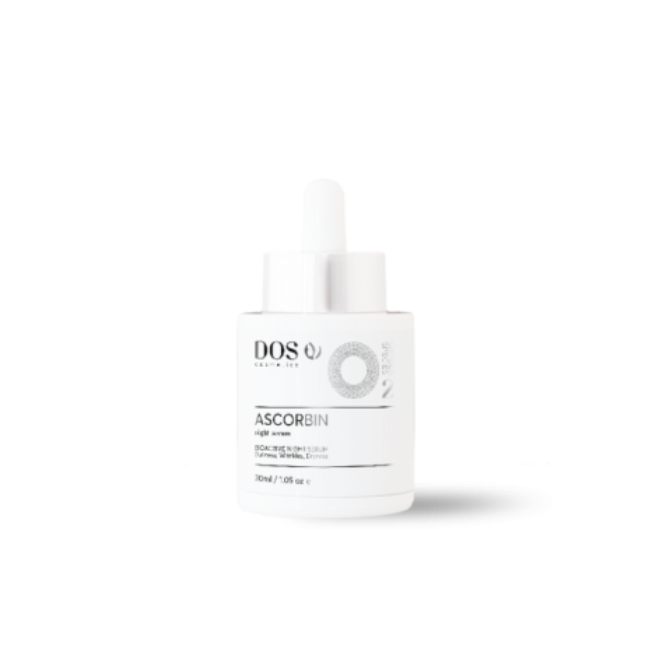 DOS Cosmetics - ASCORBIN Night Serum (30ml)