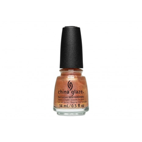 China Glaze - Better Late Than Nectar (14ml)