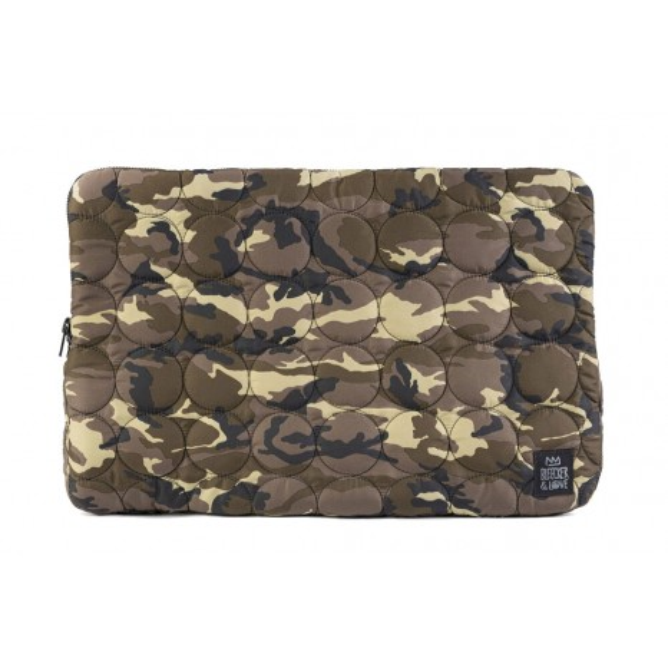 "Bleecker & Love Stars Camouflage Laptop Case (17"")"