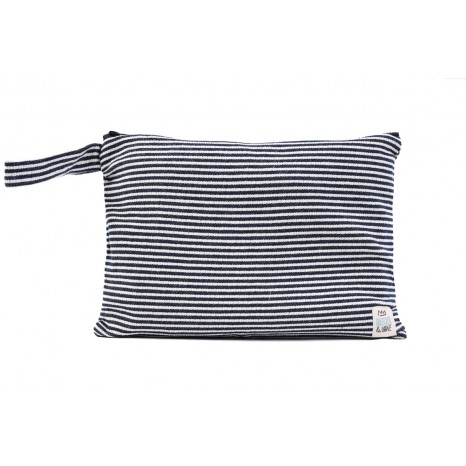 Bleecker & Love Cotton Bag Nautique Dark Small