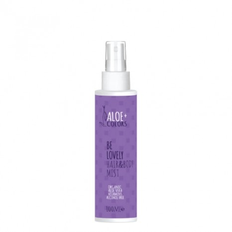Aloe+ Colors - Be Lovely Hair & Body Mist (100ml)