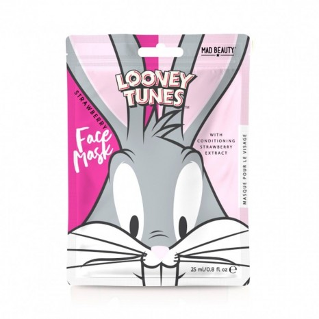 Mad Beauty Looney Tunes Bugs Bunny Face Mask (25ml)