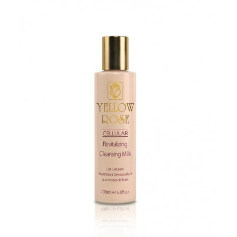 Yellow Rose Cellular Revitalizing Cleansing Milk (200ml)
